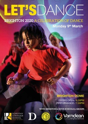 LETS DANCE MONDAY 09th MARCH 2020 DVD (SD)