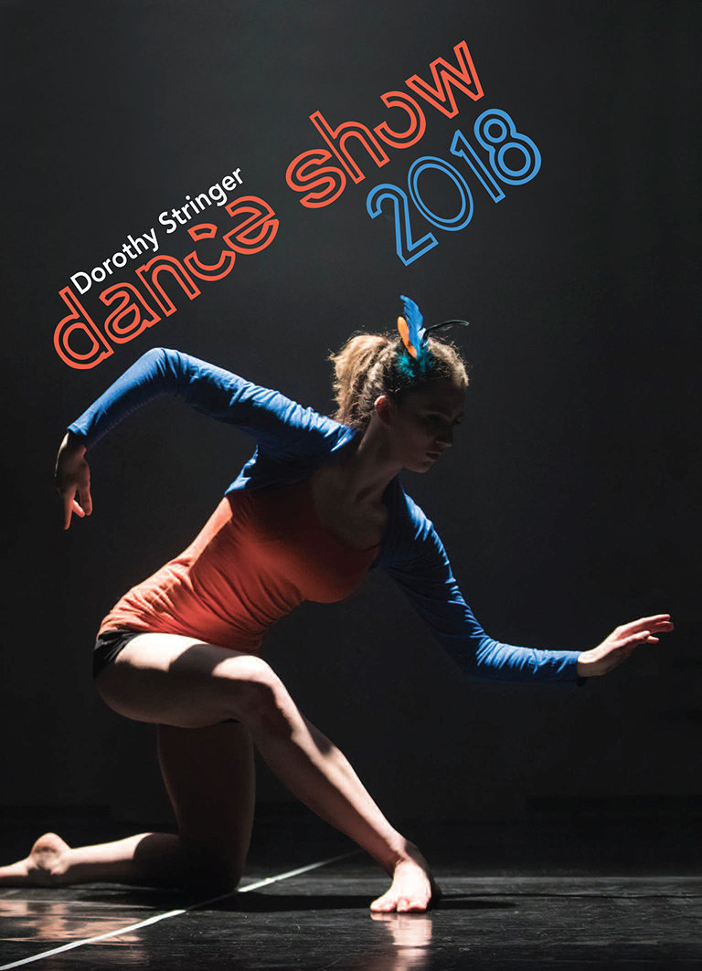 Dorothy Stringer Dance Show BLU RAY DVD 2018 (HD)