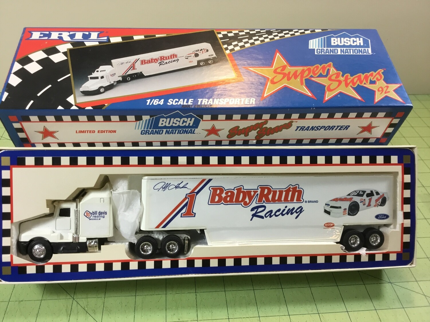 NDC153 1/64 Jeff Gordon Baby Ruth Hauler