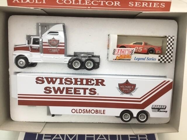 NDC112  1/64  Swisher Sweets Hauler