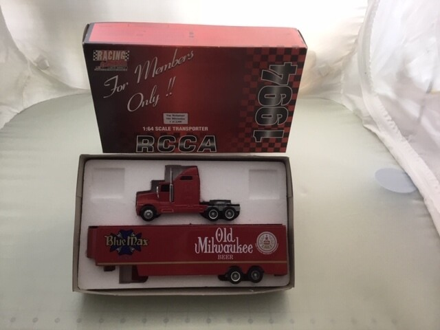 NDC104 1/64  Tim Richmond Old Milwaukee Hauler