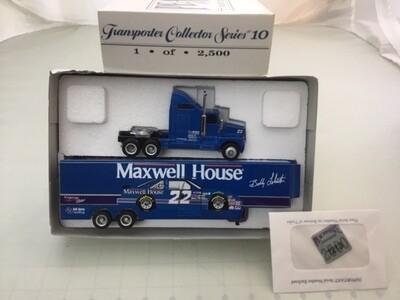 NDC108 1/64  Bobbie Labonte Maxwell House Hauler