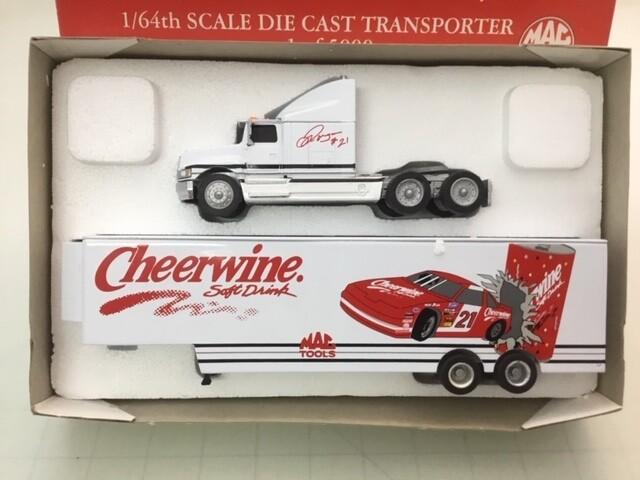 NDC111 1/64 Cheerwine Hauler