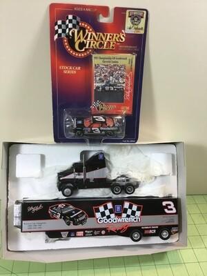 NDC110 Dale Earnhardt 1/64 Hauler w/ Car