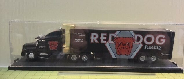 NDC135 1/64 Red Dog Kenny Wallace hauler