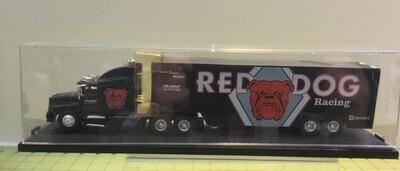 NDC135 1/64 Red Dog Kenny Wallace hauler