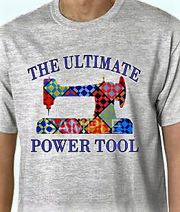 Ash Ultimate Power Tool Tee-shirt SMALL