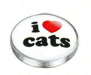 LD07189 I HEART CATS