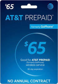 AT&T Prepaid - Unlimited Nationwide Talk and Text with Unlimited  high speed data.