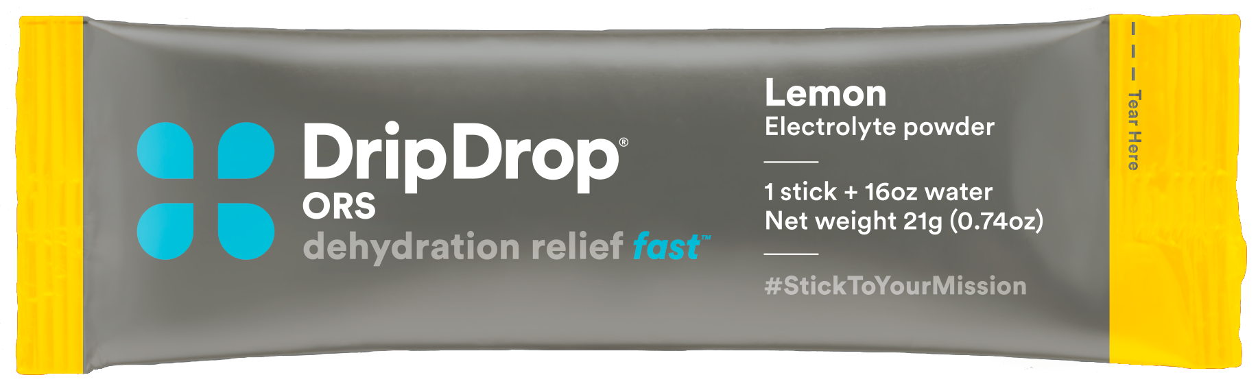 DripDrop Electrolyte Oral Hydration Powder