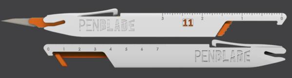 Penblade® Safety Scalpels (Case of 100)