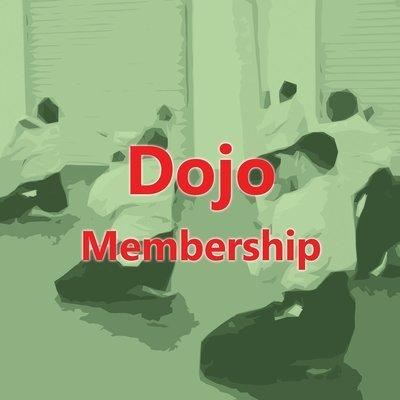 Dojo Annual Membership