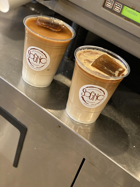 Iced Vanilla Fit Latte