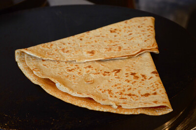 3 Cheese Crepe