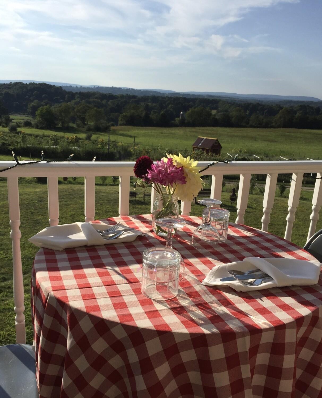 Tuscan Sunset Farm Dinner 2020