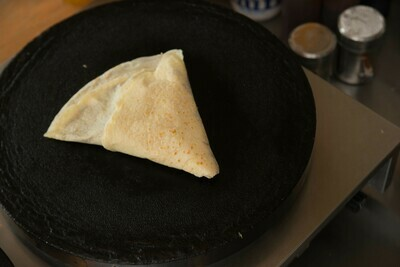 Buff Chick Crepe