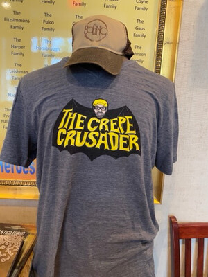 """""""Crepe Crusader"""" T-shirt"""""""