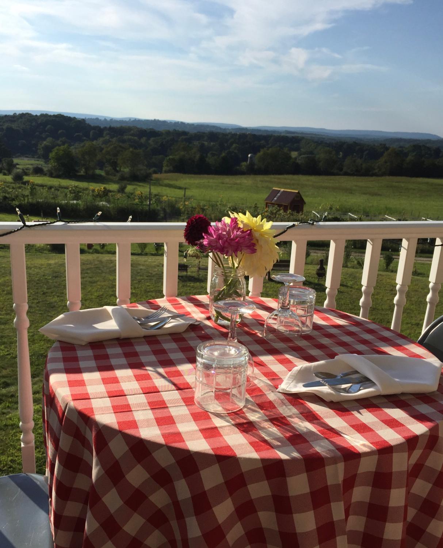 Tuscan Sunset Farm Dinner 2021