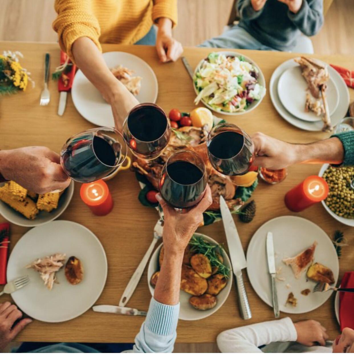 Anello Thanksgiving Dinner