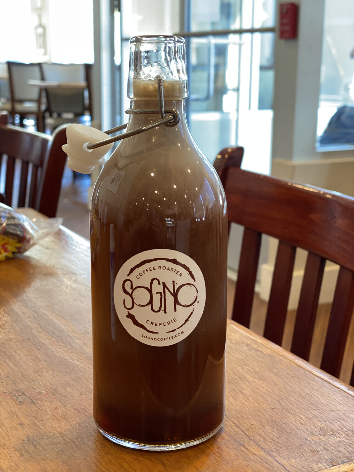 Sogno Cold Brew (Bottle)