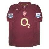 Arsenal Home Jersey #14 Henry Jersey  2005-06 (Replica)