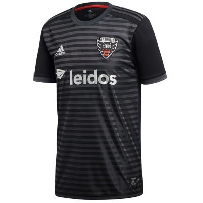 Adidas D.C. United Home Jersey Shirt 18/19 (Authentic Version)