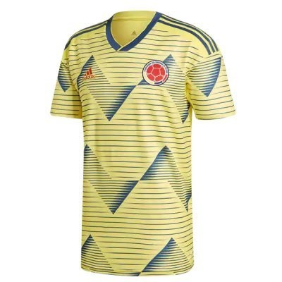 Adidas Colombia Official Home Jersey Shirt 2019