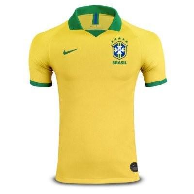 Nike Brazil Official Home Jersey Shirt Copa 2019