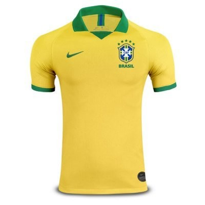 Nike Brazil Official Home Jersey Shirt Copa 2019