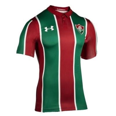 Under Armour Fluminense Official Home Jersey Shirt 2019