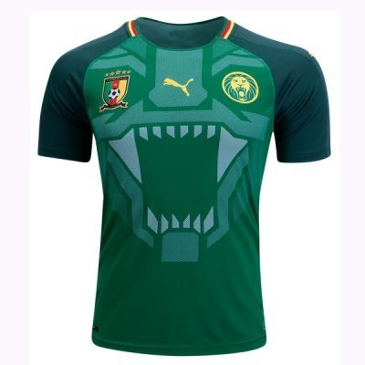 Puma  Cameroon Official Home Jersey Shirt 2018 (Authentic)