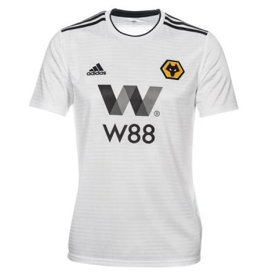 Adidas Wolverhampton Wolves Wanderers  Official Away Jersey Shirt 18/19