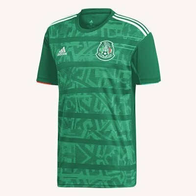 Adidas Mexico Official Home Jersey Shirt 2019