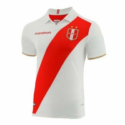 Marathon Peru Home Jersey  2019