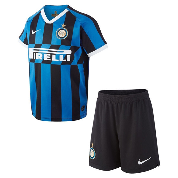 Nike Inter Milan Official Home Soccer Jersey Kids Kit 19/20