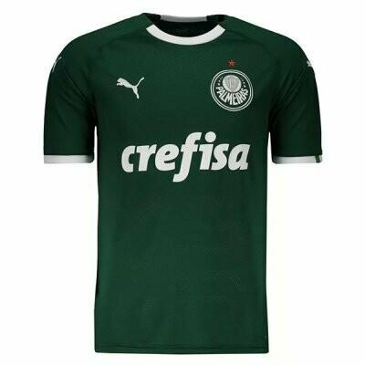 Adidas Palmeiras Home Soccer Jersey Shirt 19/20