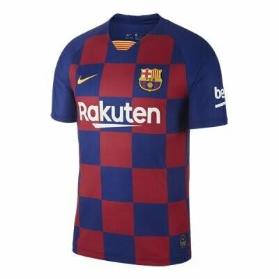 Nike Barcelona Official Home Jersey Shirt 19/20