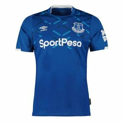 Umbro Everton F.C. Official Home Jersey Shirt 19/20