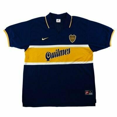 Boca Juniors Retro Jersey 1997 (Replica)