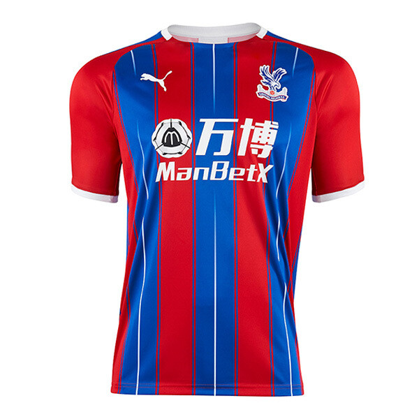 Crystal Palace Official Home Jersey Shirt 19/20
