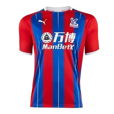 Puma Crystal Palace Official Home Jersey Shirt 19/20