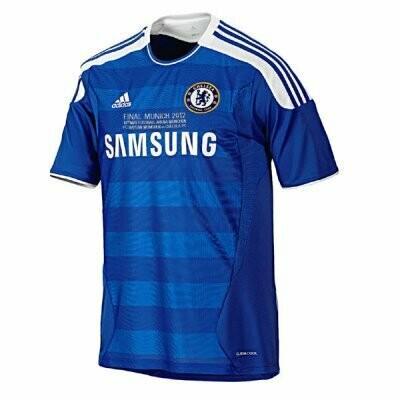 2011-12 Chelsea Home Championship League Final Retro Jersey Shirt (Replica)