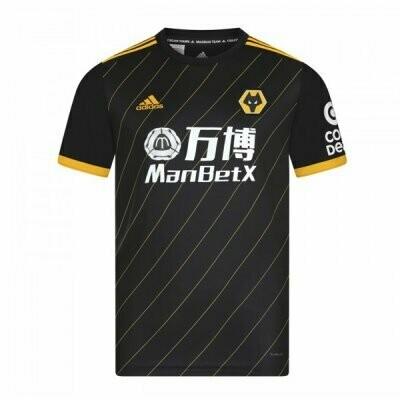 Adidas Wolverhampton Wolves Wanderers  Away Jersey Shirt 19/20