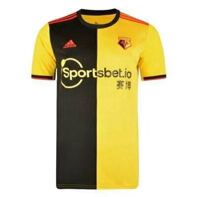Adidas Watford Official Home Jersey Shirt 19/20