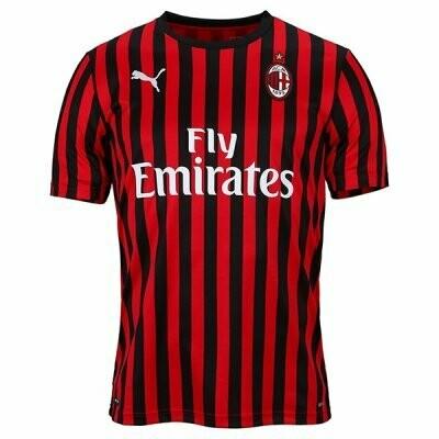Puma AC Milan Official Home Jersey Shirt 19/20