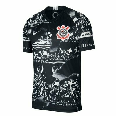 Nike Corinthians Third Away Jersey Shirt 19/20