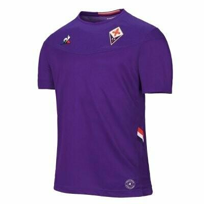 Le Coq Sportif ACF Fiorentina Official Home Jersey Shirt 19/20