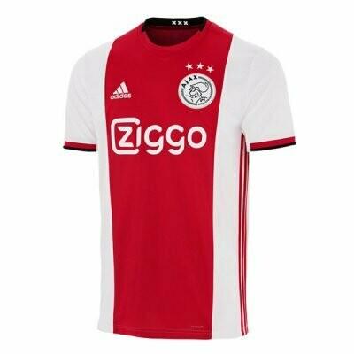 Adidas Ajax Home Jersey Shirt 19/20