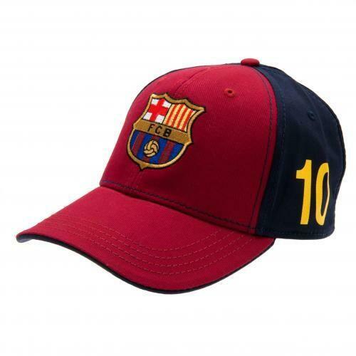 F.C. Barcelona Messi Cap