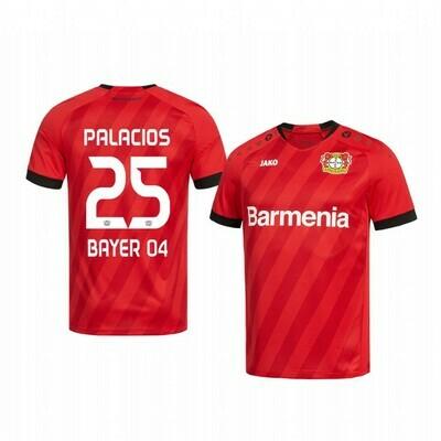Joka Palacios Bayern Leverkusen Official Home Jersey Shirt 19/20